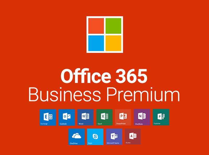 Purchase MS Office Premium for Business & Enterprises in Dubai